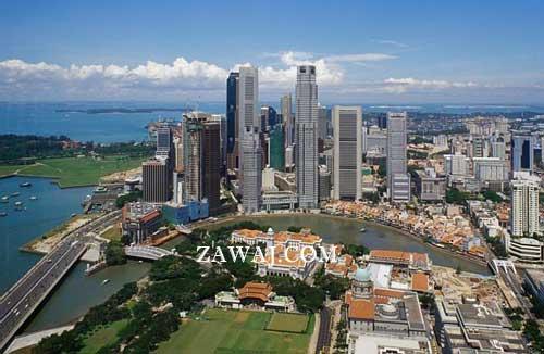 Populasi Singapura Cecah 4.84 Juta Pada Jun 2008