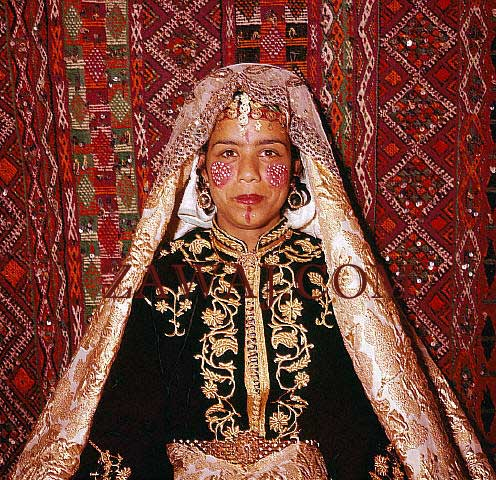 Wedding Customs in Morocco