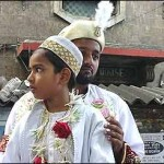 There are about a million Dawoodi Bohra Muslims in the world - Bombay has the largest community.