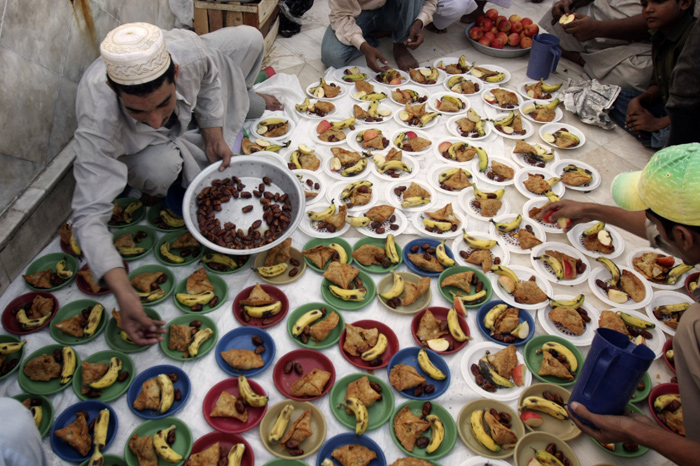 Food And Fasting A Lot Is Eaten During Ramadan Exploration