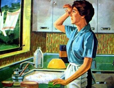 housewife-doing-housework