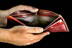 empty wallet 300x201 %photo