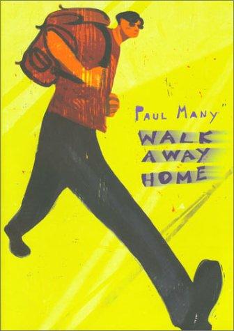 Walking away, running away, hiking