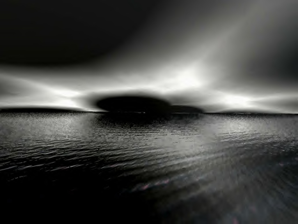 Black Sky and Water