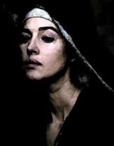broken woman, thoughtful woman, sad woman