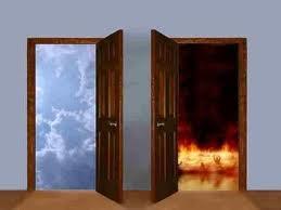 path door heaven hell
