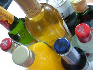 alcoholic drinks, wine, liquor