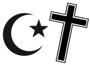 creștină și musulman