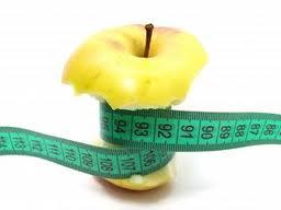 apple measuring tape slim thin weight lose