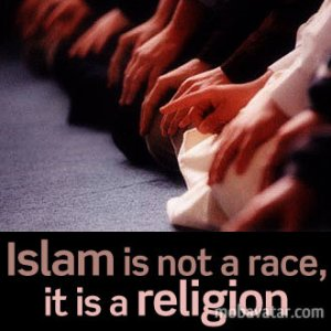 islam race rascism religion culture