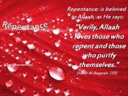 repentance tawbah