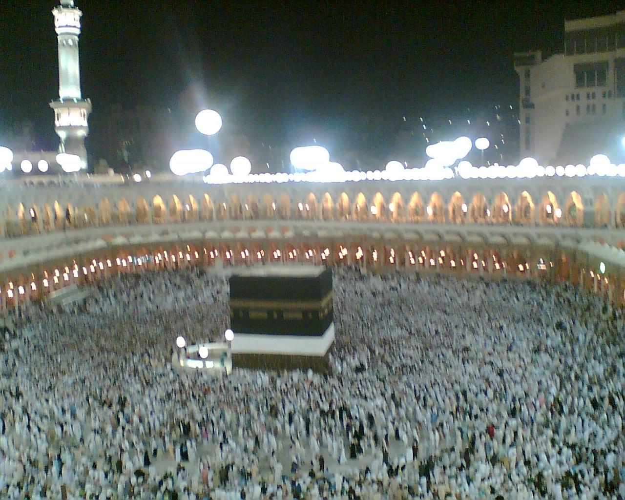 Kaaba Hajj Umrah
