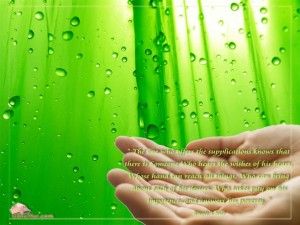 dua hands water drops 300x225 %photo