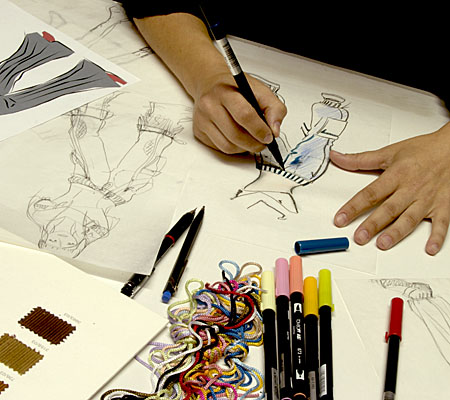 Clothing Designers What Do Fashion Designers Do