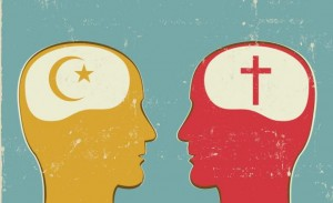 islam and christianity heads 300x183 %photo