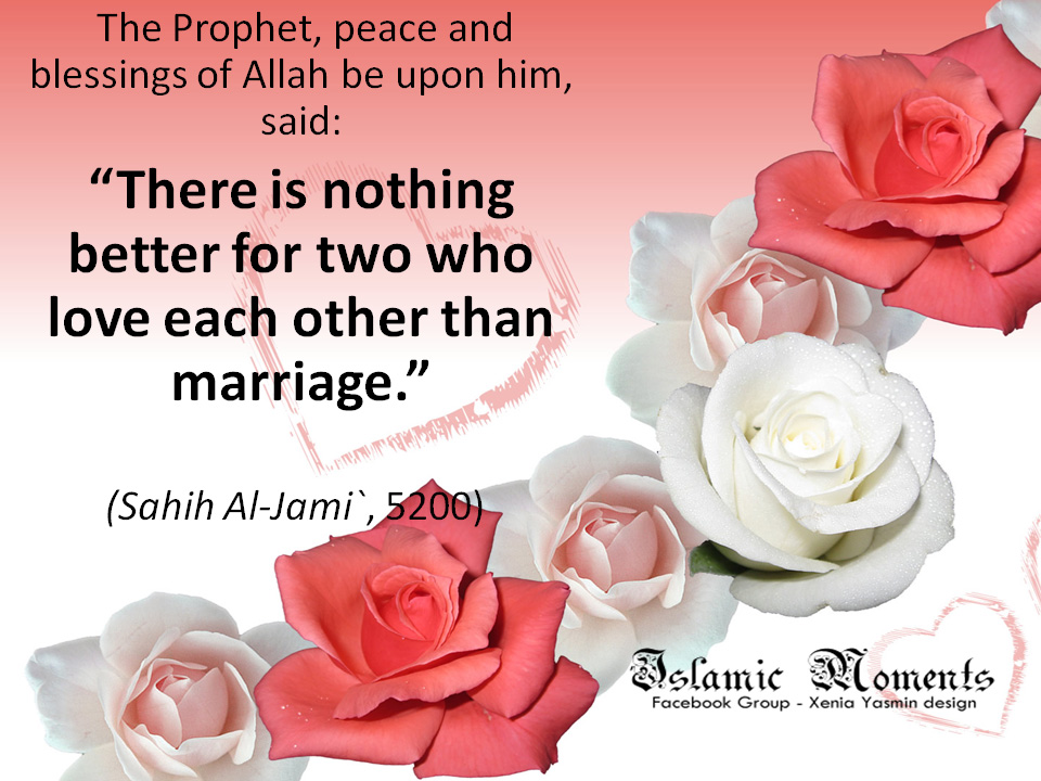 islamic wedding messages