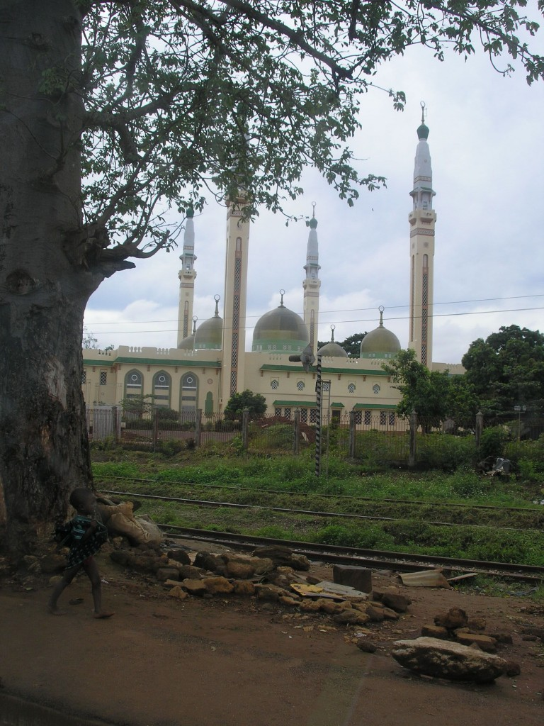 Grand Mosque in Conakry, Guinea