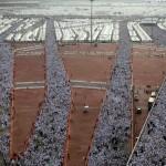 Muslims at Hajj