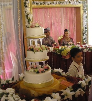 malay wedding cake singapore wedding in singapore zawaj 17087