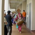 Bhangra musicians